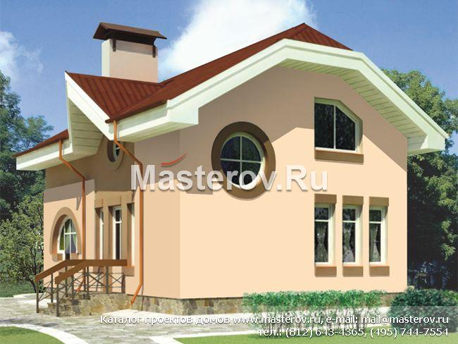 Проекты двухэтажных домов (стр. 5)