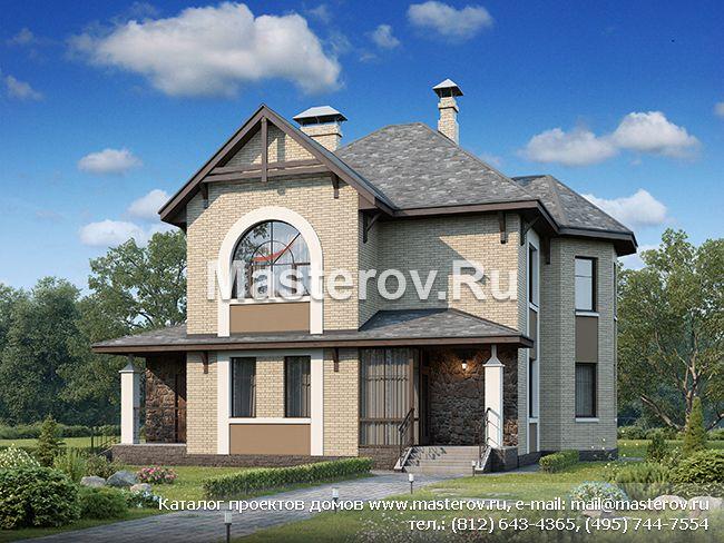 моем проекты домов и коттеджей с террасой ламбрекеном