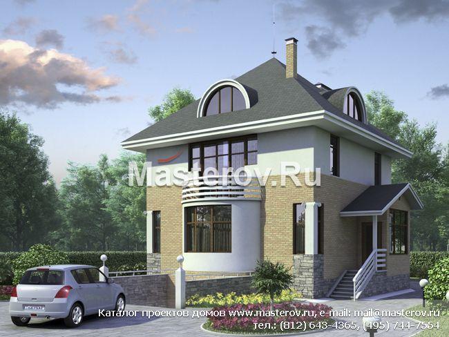 Дом 9 на 12 планировка с мансардой фото - cc0d