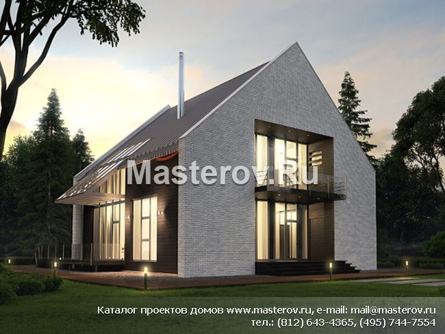 Готовые проекты домов с панорамными окнами. Он-лайн заказ и оплата проектов домов и коттеджей с панорамным остеклением. Доставка по всей.