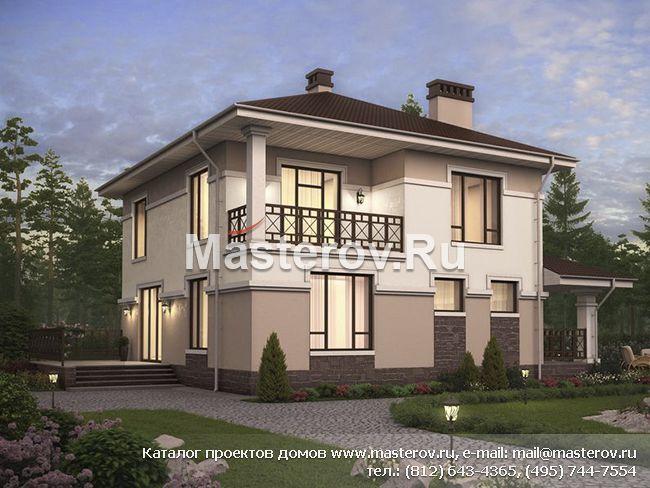 проект: схема чертежи дома