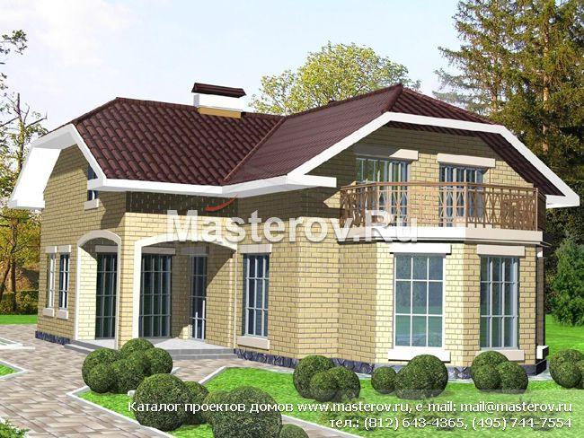 Проекты домов и коттеджей  abrisburoru